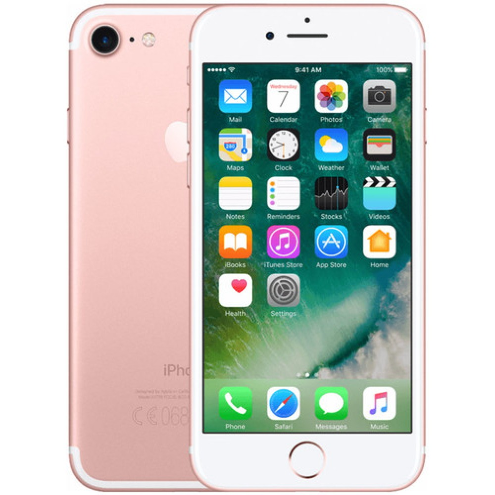 APPLE iPhone 7 CPO 128GB ROSE GOLD/GOLD