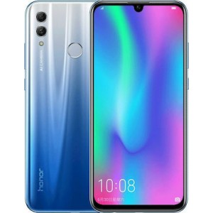 Huawei Honor 10 Lite Dual Sim 64GB -Sky Blue