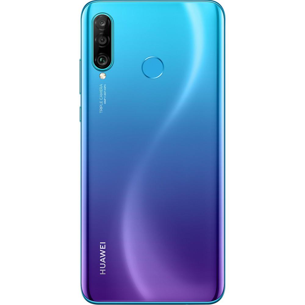 Huawei P30 Dual Sim 128GB - Aurora Blue