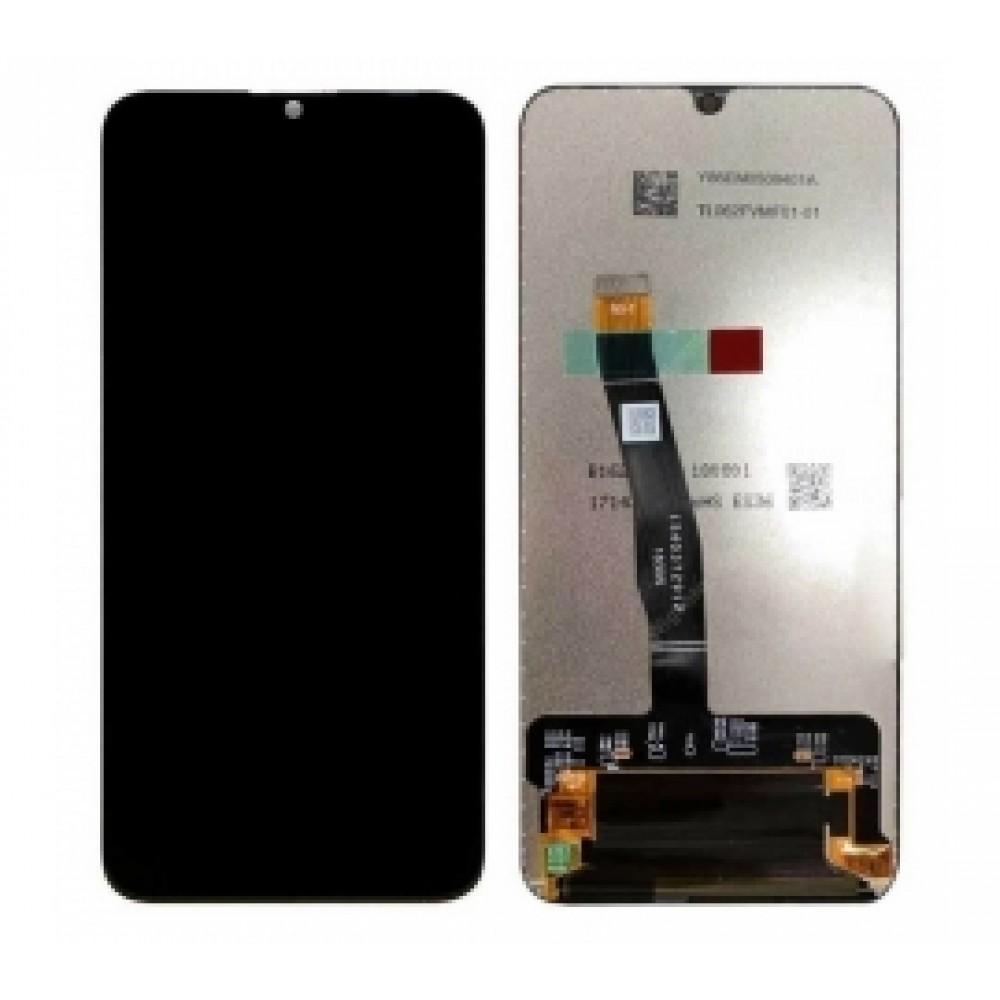 Huawei P Smart 2019 Screen With Frame Black OEM