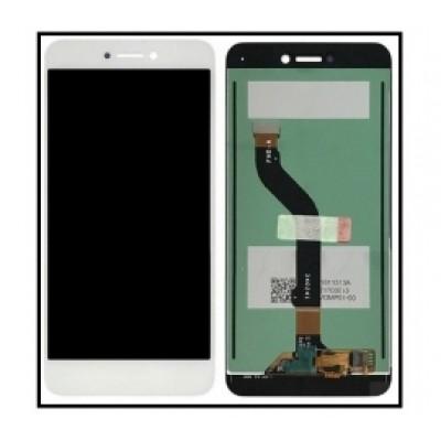 Huawei P8 Lite, P9 Lite 2017 Screen With Frame White OEM