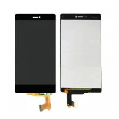 Huawei P8 Screen With Frame Black OEM