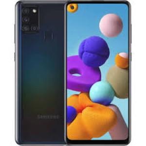 Samsung Galaxy A21S A217 Dual Sim 3GB RAM 32GB - Black/White