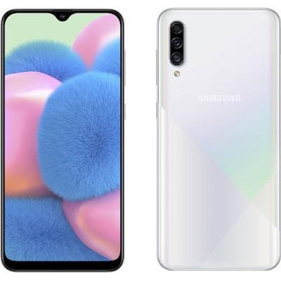 Samsung Galaxy A30S A307 Dual Sim 4GB RAM 128GB - White