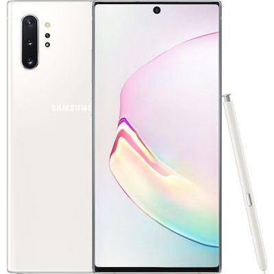 Samsung Galaxy Note 10+ N975 Dual Sim 256GB - White