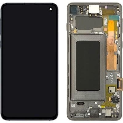 Samsung Galaxy S10 - G973 Screen Blue