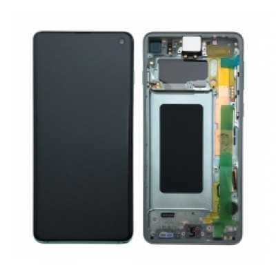 Samsung Galaxy S10 - G973 Screen Green