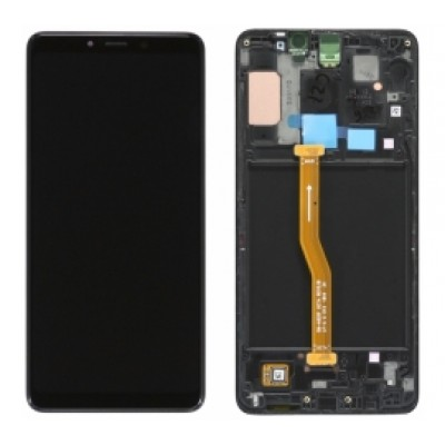 Samsung Galaxy A9 2018 - A920 Screen Black