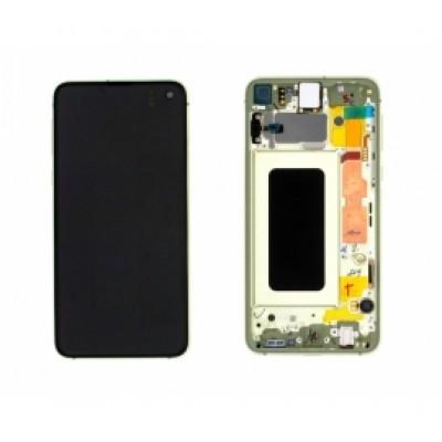 Samsung Galaxy S10e - G970F Screen Yellow