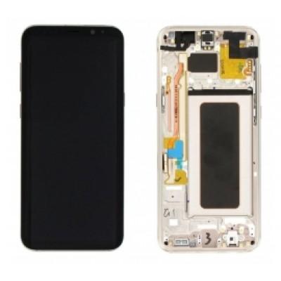 Samsung Galaxy S8 Plus - G955F Screen Gold