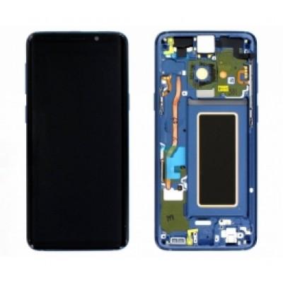 Samsung Galaxy S9 - G960F Screen Blue