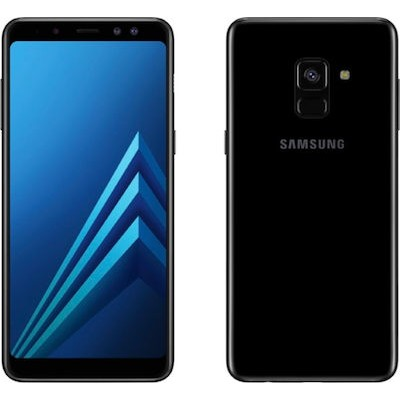 Samsung Galaxy A8 (2018) A530 Dual Sim 32GB - Black
