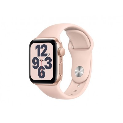 Watch Apple Watch SE GPS 40mm Gold case-Pink Sand