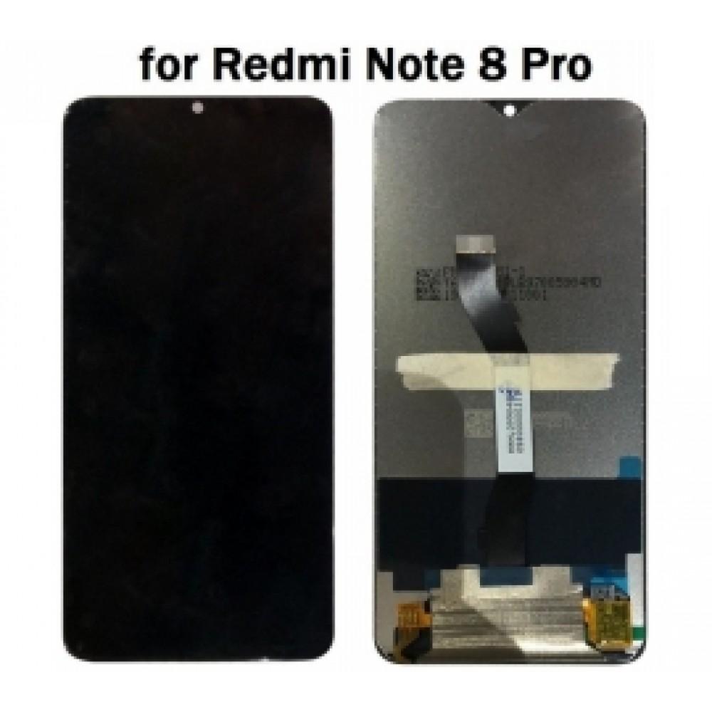 Xiaomi Note 8 Pro Screen Black OEM