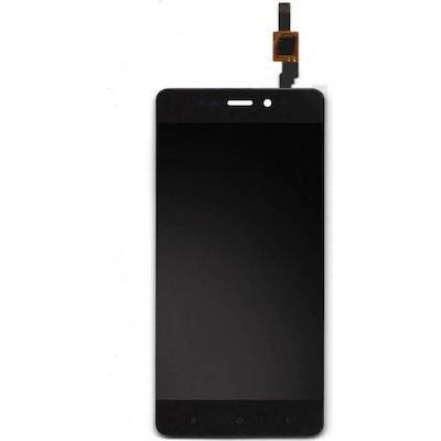 Xiaomi Redmi 4 Screen Black OEM