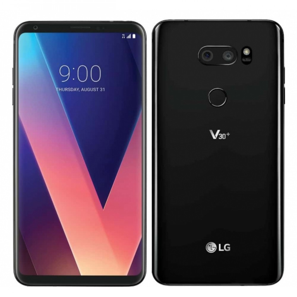 LG V30 PLUS H930G 128GB - BLACK
