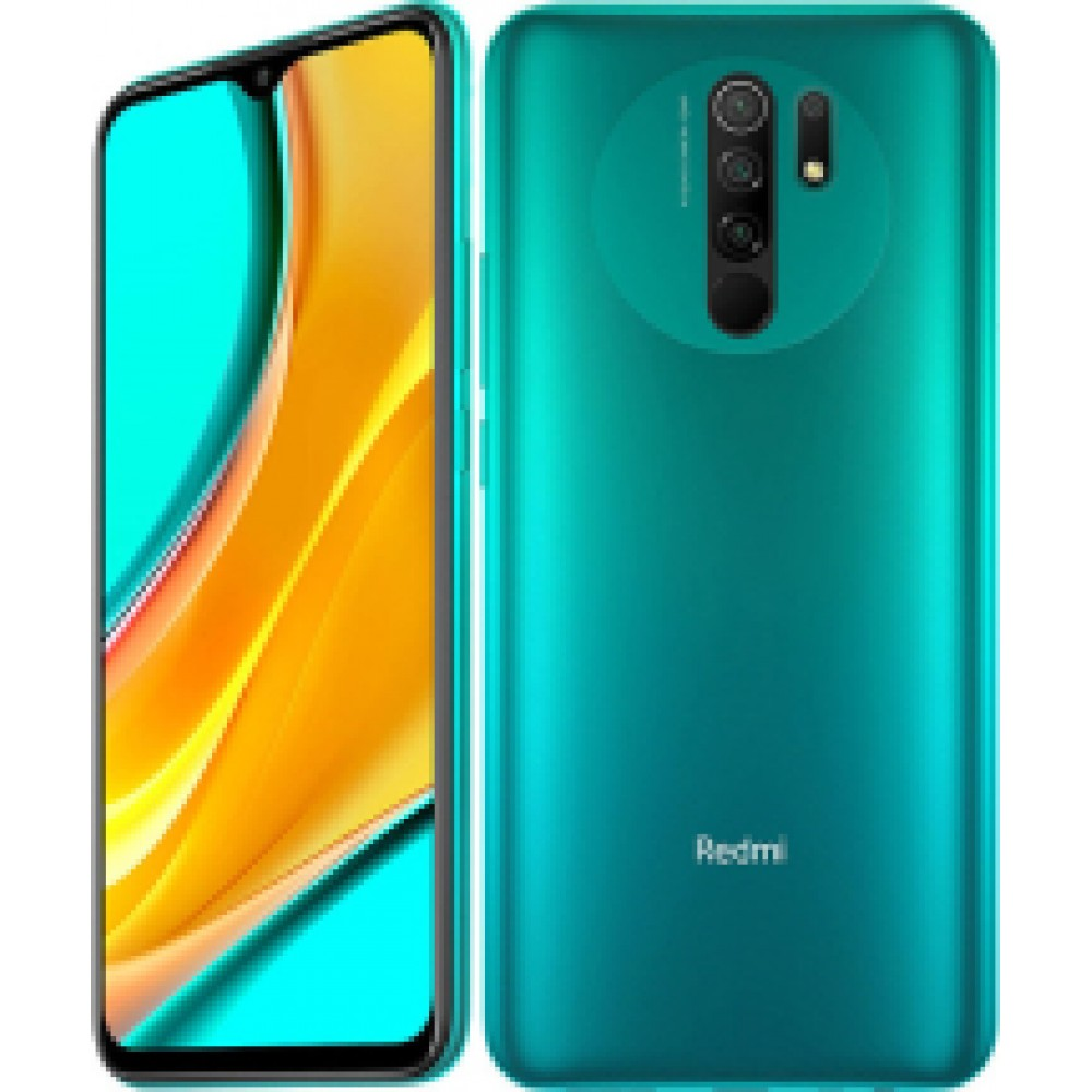 XIAOMI Redmi 9 4/64GB -Purple/Green/Grey