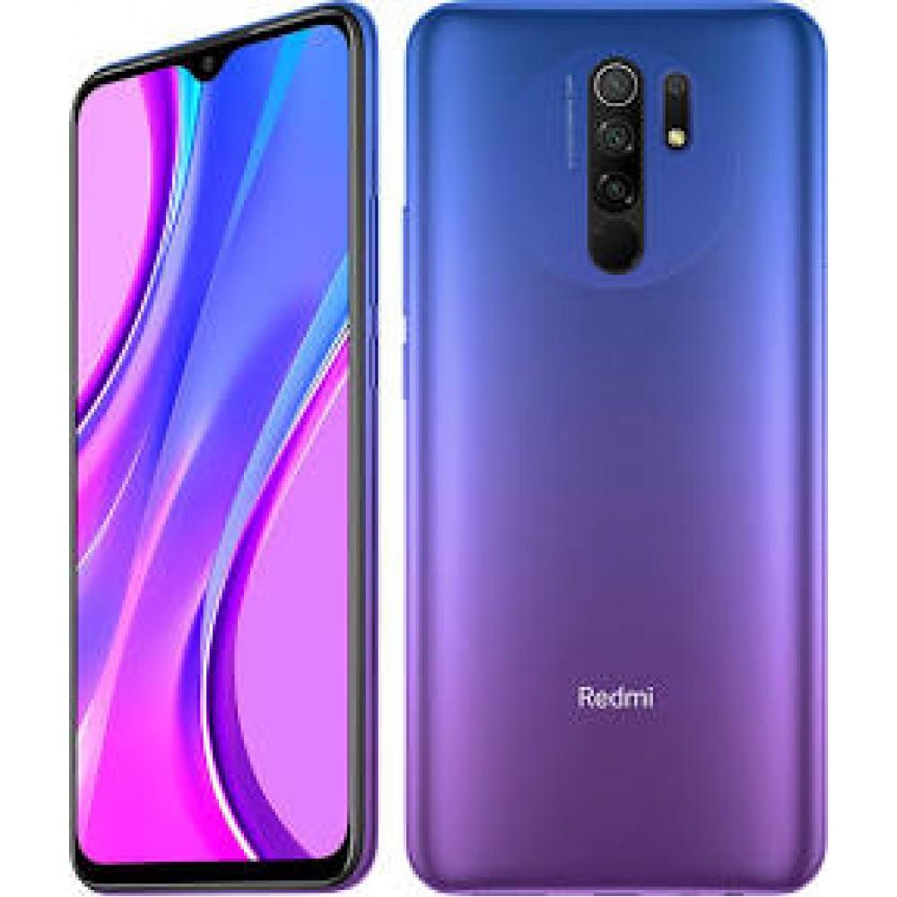 XIAOMI Redmi 9 4/64GB -Purple/Green/Grey