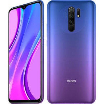 XIAOMI Redmi 9 3/32GB -Purple/Green/Grey