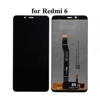 Xiaomi Redmi 6 Screen Black OEM