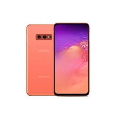 Samsung Galaxy S10E Back Cover Flamingo Pink