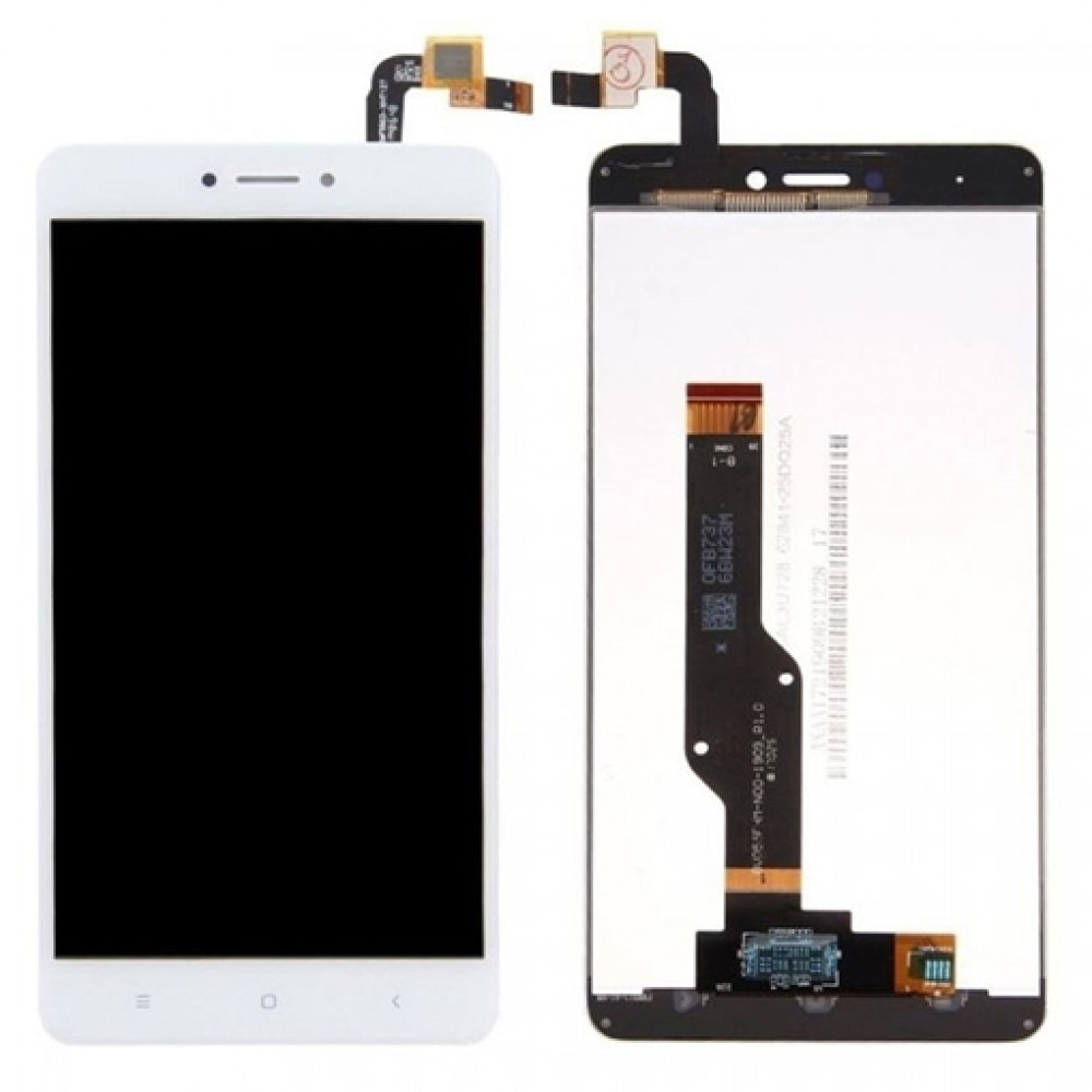 Xiaomi Redmi Note 4X Screen White ΟΕΜ