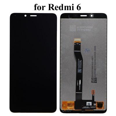 Xiaomi Redmi Note 5 Screen Black  OEM