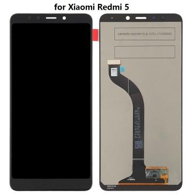 Xiaomi Redmi 5 Screen Black ΟΕΜ