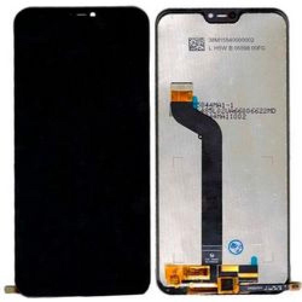 Xiaomi Mi A2 Lite Screen Black With Frame OEM
