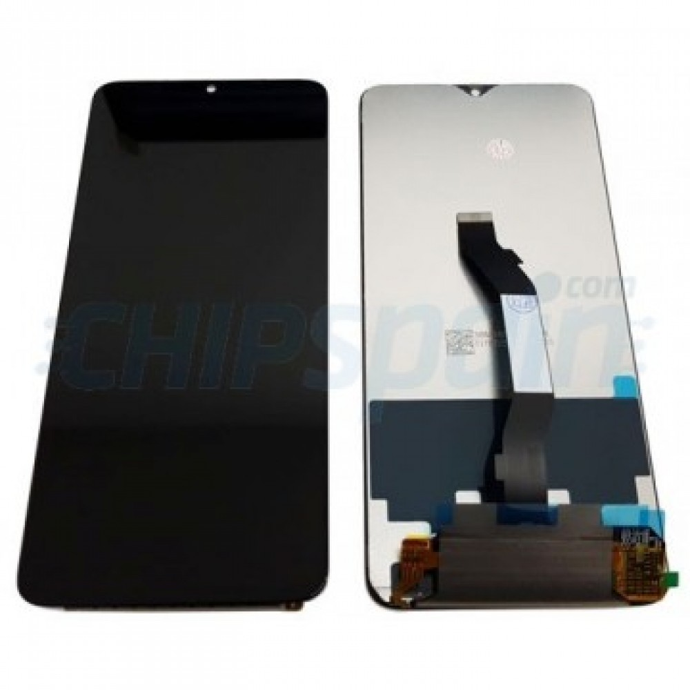 Xiaomi Redmi Note 8 Pro Screen Black OEM